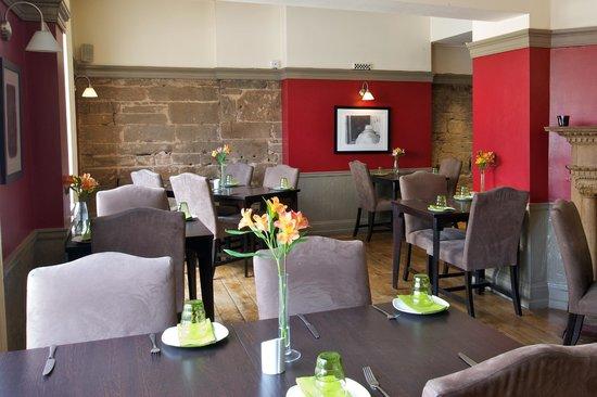 Warwick Arms Hotel: Warwick Arms Restaurant