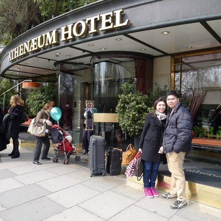 The Athenaeum Hotel & Residences: Great stay at Athenaeum!