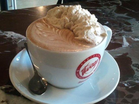 Espresso Vivace Roasteria: Best Mocha on the planet