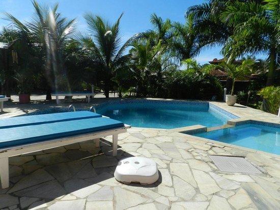 Villa Baobá: Piscinas
