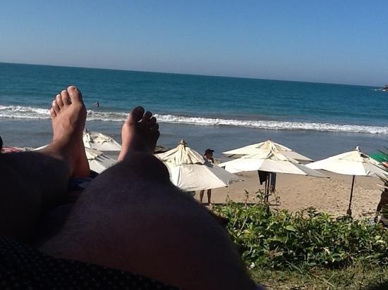 Rocka Beach Lounge & Restaurant: Adicionar uma legenda
