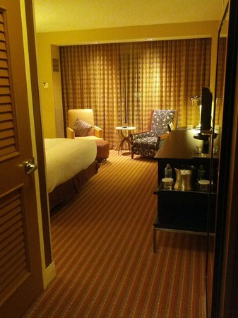 Hilton Omaha: Executive Floor Room