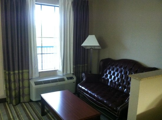 Super 8 Murfreesboro: Nice sitting area