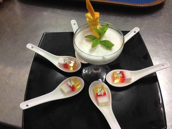 Jade Palace: dessert