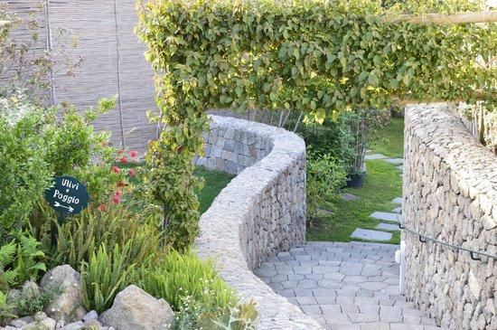 Garden & Villas Resort: percorsi nel verde