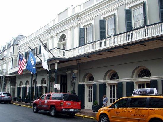 Bourbon Orleans Hotel : Vue de l'hôtel