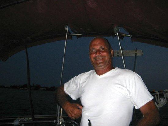 Anna Maria Sailing Adventures: Captain Octavio