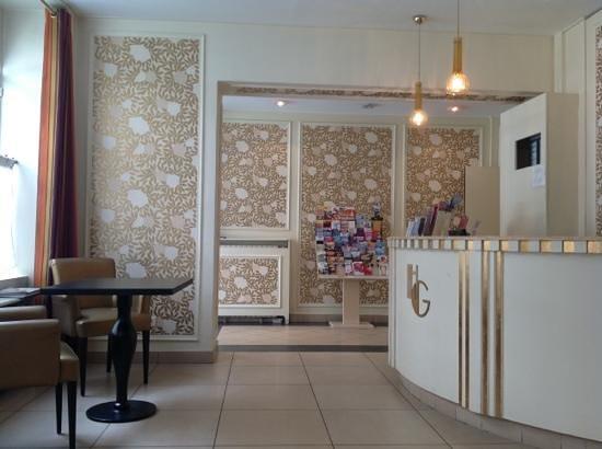 Hotel Gerando: Добавить подпись
