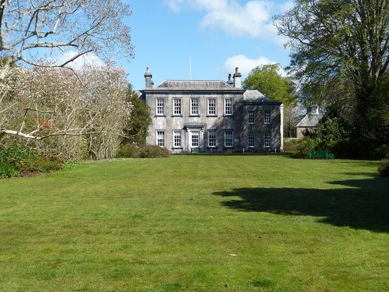 Grampound, UK: Trewithen House