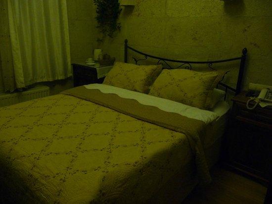 Safran Cave Hotel: camera