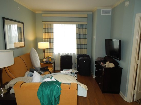 Homewood Suites by Hilton - Bonita Springs: Living