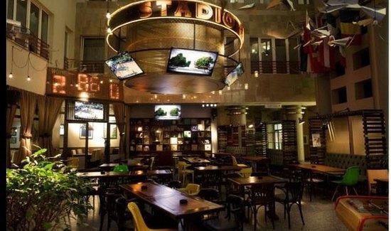 Stadio - Restaurant cu Atrium