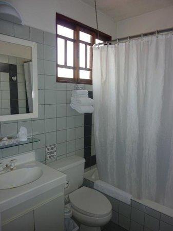 Hotel Fleur de Lys: Bathroom