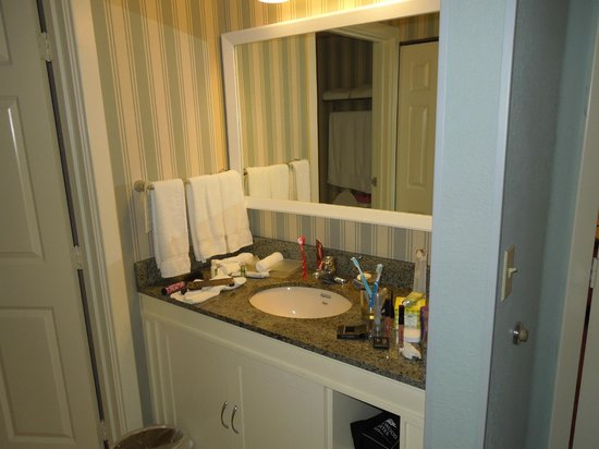 Homewood Suites by Hilton - Bonita Springs : Baño