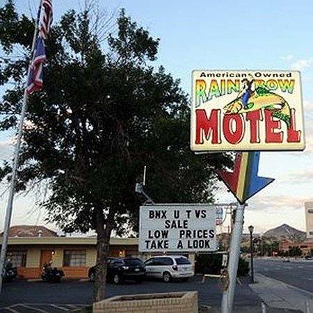 Rainbow motel thermopolis wy voir les tarifs et avis for Motel bas prix