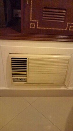 The Sonnet Jamshedpur: air conditioner