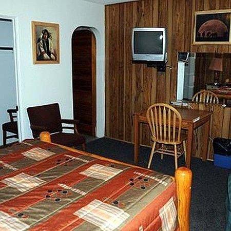 Rainbow Motel Hot Springs State Park Thermopolis R