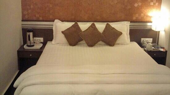 O2 Hotel : 部屋