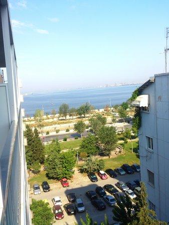 Hotel Queen Olga : Smoking room 7th floor