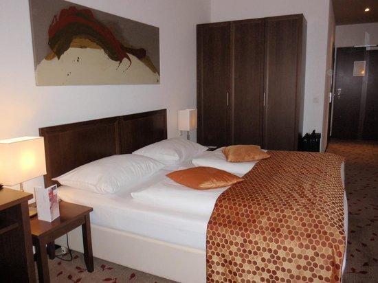 Austria Trend Hotel Rathauspark Wien : Standard-Doppelzimmer