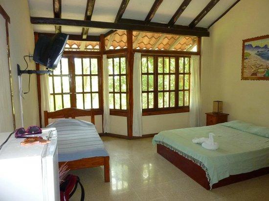 Hotel Luz de Mono: Bedroom