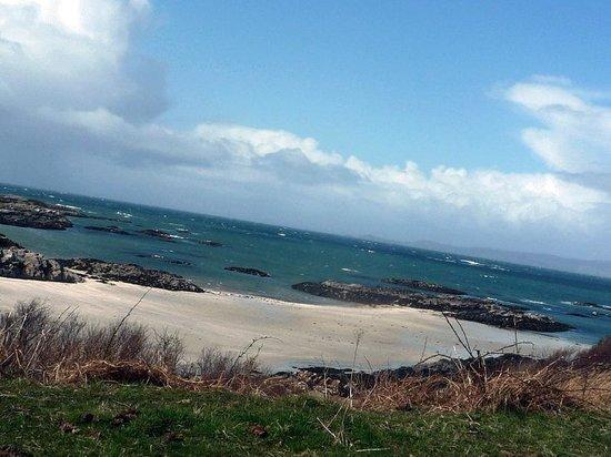 Sunnyside Croft B&B: Stunning Arisaig beaches
