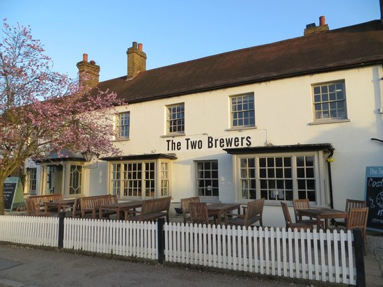 Two Brewers Hotel: Restaurant/hotel