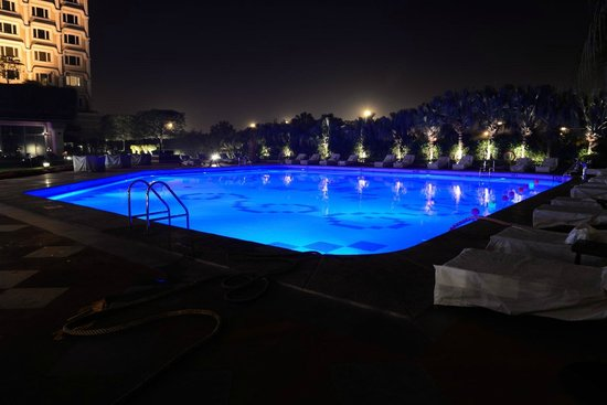 Taj Diplomatic Enclave, New Delhi: Pool