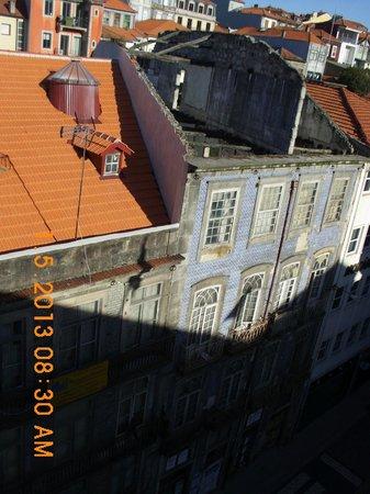 """Pao de Acucar Hotel: Aussicht aus dem """"Speisezimmer"""""""
