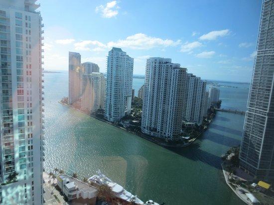 JW Marriott Marquis Miami: Bay view
