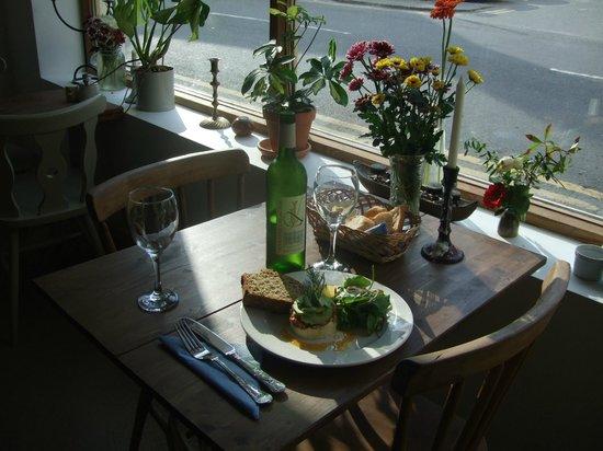 La Fine Bouche: lunch