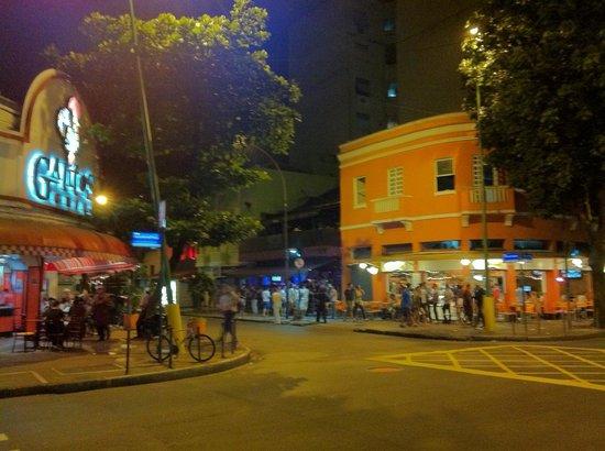 Galitos Grill: esterno locale