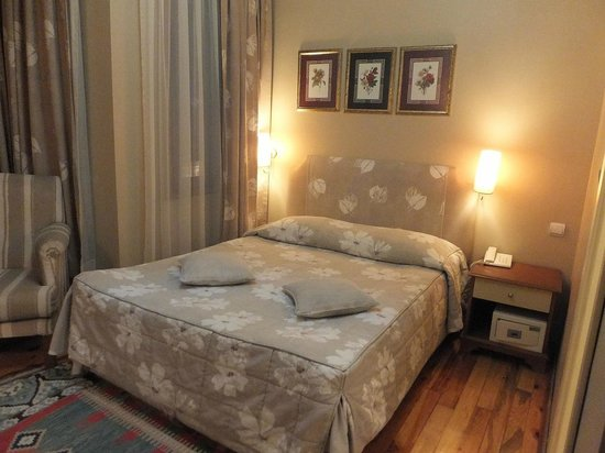 Hotel Fehmi Bey: 宿泊した部屋2