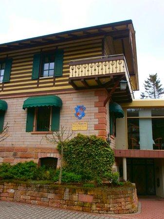 Villa Marburg im Park: Altes Gebäude 2