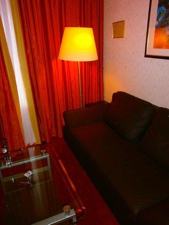 Hotel Villa Marburg im Park: Sitzevcke