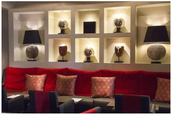 Best Western Garfield House Hotel: lounge