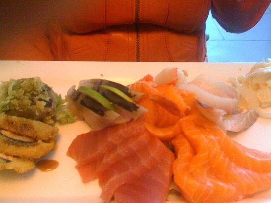 Sweet Sushi: Sashimi