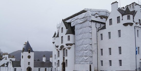 Blair Atholl, UK: Blair Castle