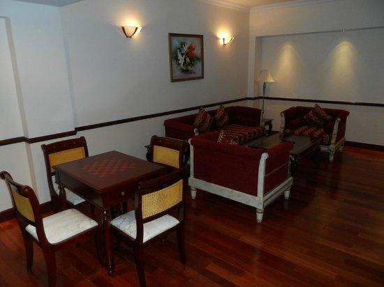 Saigon -  Dalat : Our suite