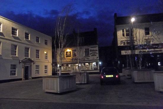 Eden Wine Bar And Restaurant Grantham