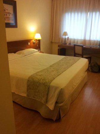Tryp Valencia Almussafes Hotel: Habitación