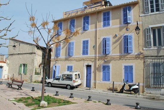 Hotel Saint Louis : foto del quartiere Le Panier