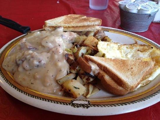 Horseshoe Cafe: Bronc Buster