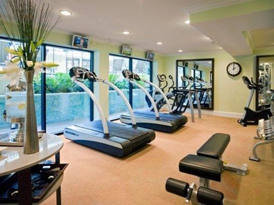 Oceana Beach Club Hotel: Fitness Center