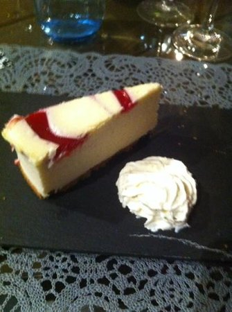 Opera Gastroclub: tarta cheesecake