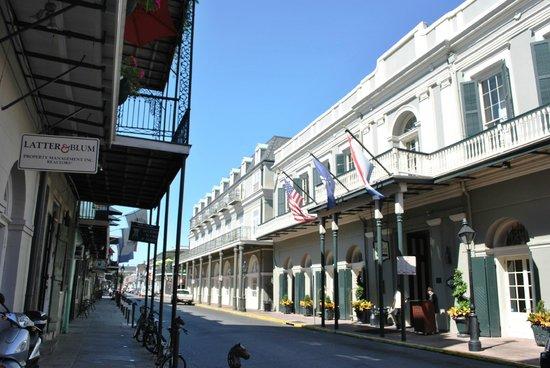 Bourbon Orleans Hotel : 10/2011
