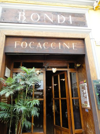 Focaccine Bondi
