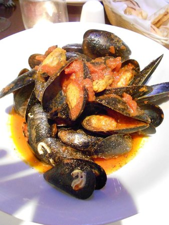 Novecento: mussles....the must!