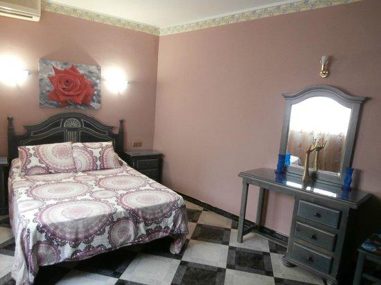 Agur: dormitorio