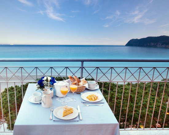 Grand Hotel Spiaggia: superior sea view